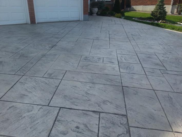 Woodbridge Driveway Flooring ...