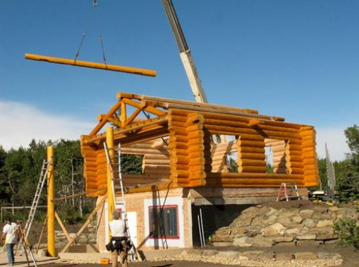 Cabin Construction