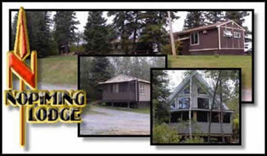 Nopiming National Park Bird Lake Lodges Cabin Rentals