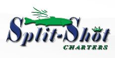 Split Shot Fishing Charters Logo